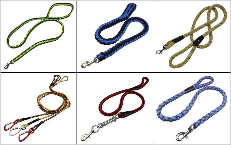 How to Make a Braided Dog Leash | Custom Dog Leash