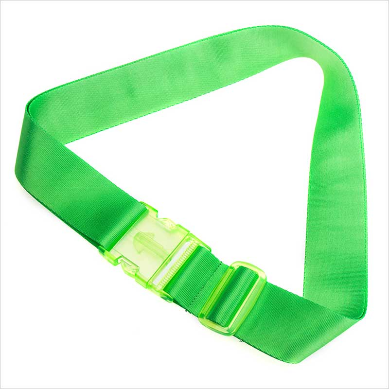 Wholesales quality cheap named luggage straps