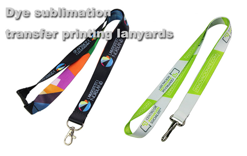 513979c489b00 dye sublimation transfer printing lanyards | GUAN CHANG GIFT