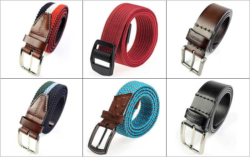 custom personalized belt