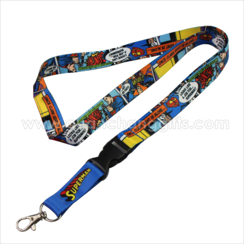 superhero lanyards
