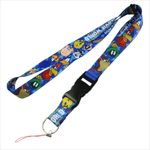 Safety breakaway cartoon printing festival lanyards
