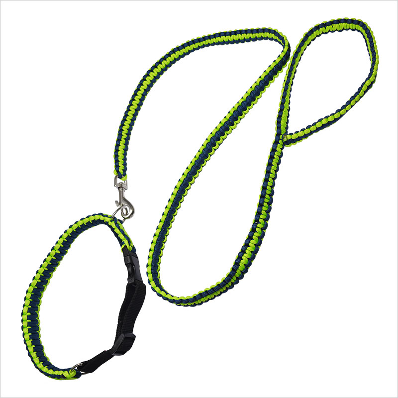 Paracord Dog Collar Breed Sizes