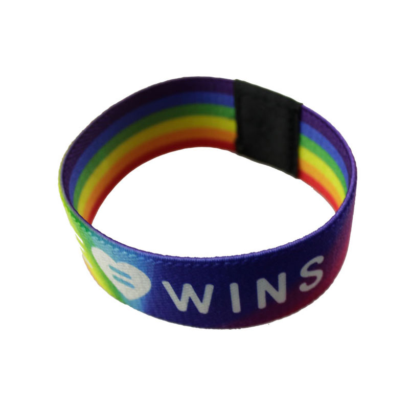 photo regarding Printable Wristbands called printable wristbands Personalized rainbow printable wristbands