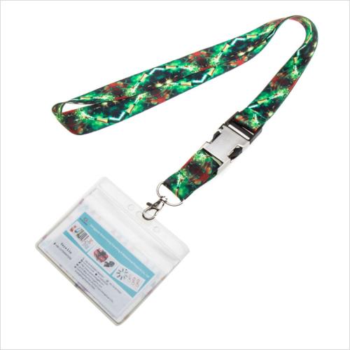 Wholesales custom lanyards for id badges