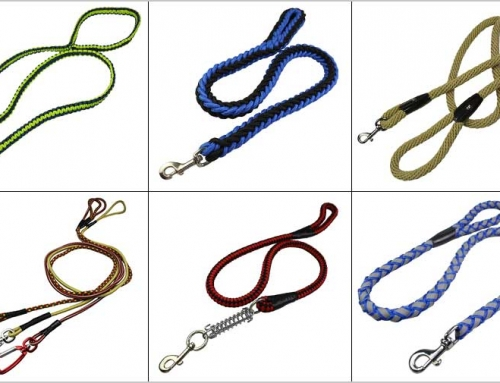 How to Make a Braided Dog Leash