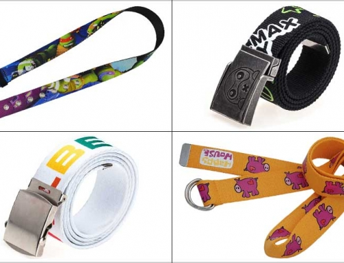 What Can You Do For Custom Logo Belts