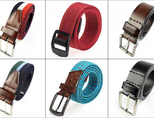 Uplift your sense of style by personalized belt