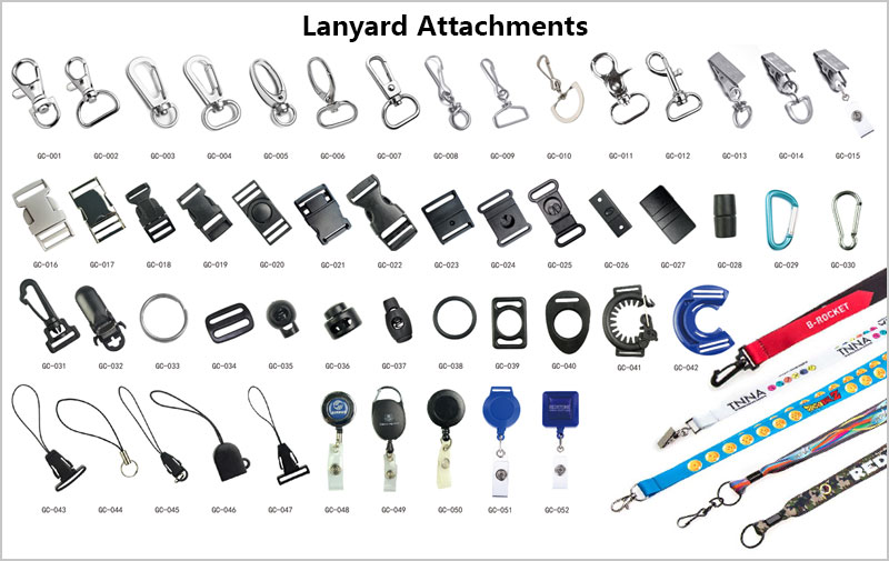 Lanyard Attachments The Guide To Lanyard Attachments