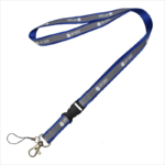 Detachable reflective neck lanyard for phone