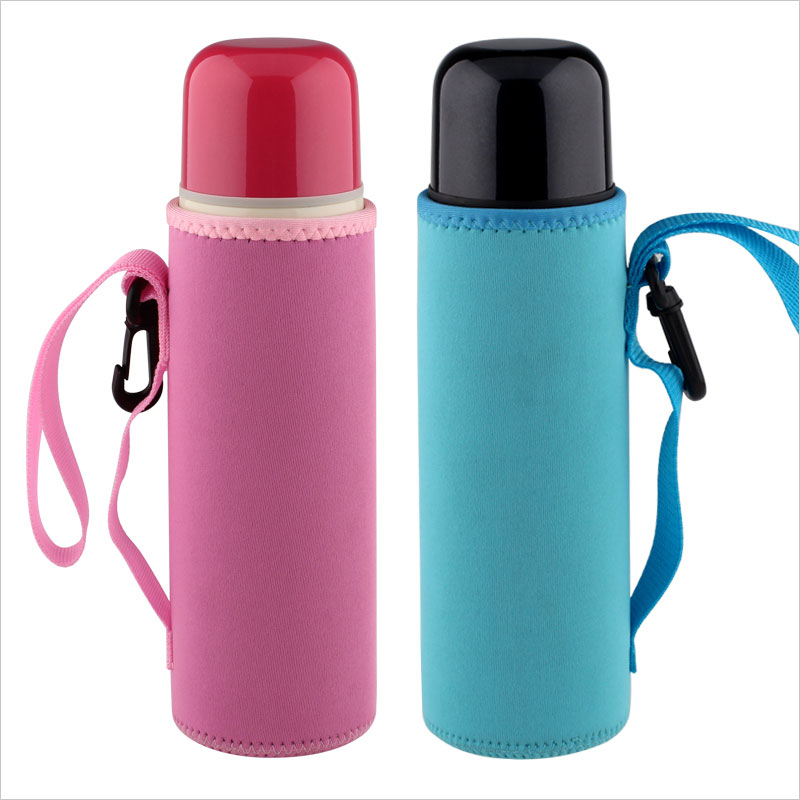 Hot Drink Holder With Strap